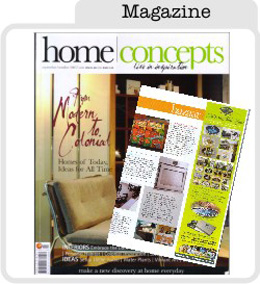 Home Concepts Magazine